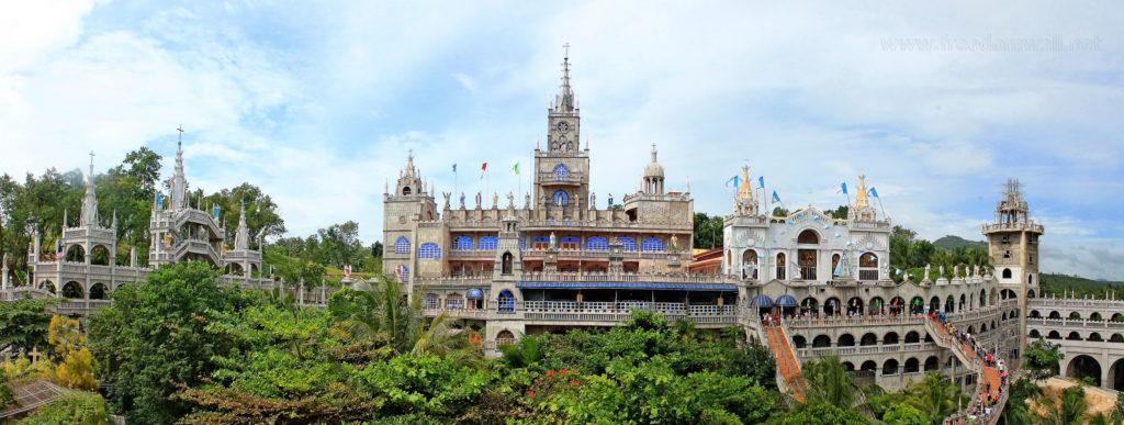 Себу - Бантаян тур. храм Симала