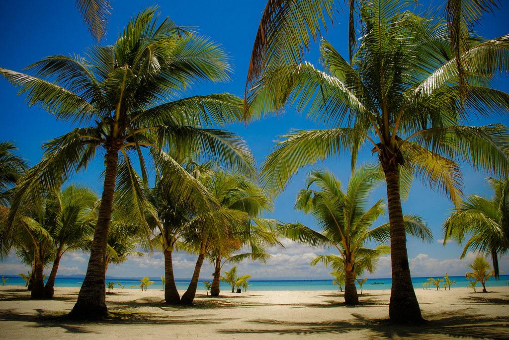 Бантаян пляж Шугар